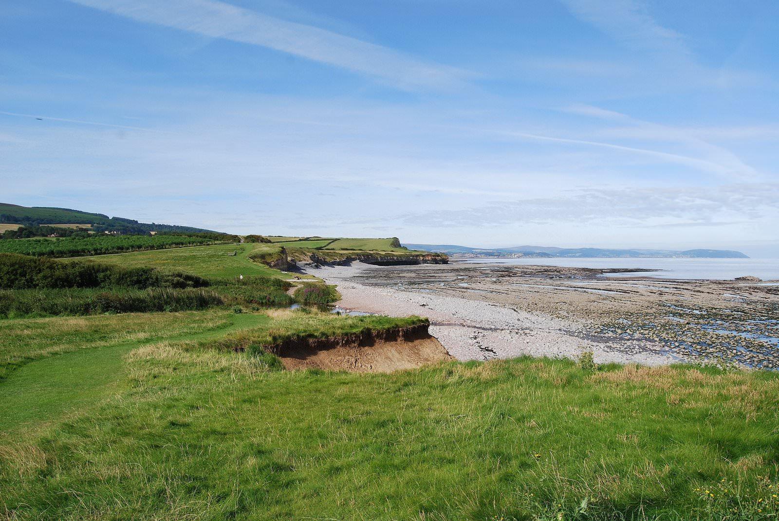 The Quantock Coastline